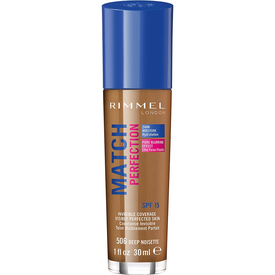 Match Perfection Foundation Rimmel Foundation