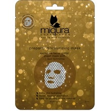Pre-Party Glitter Mask