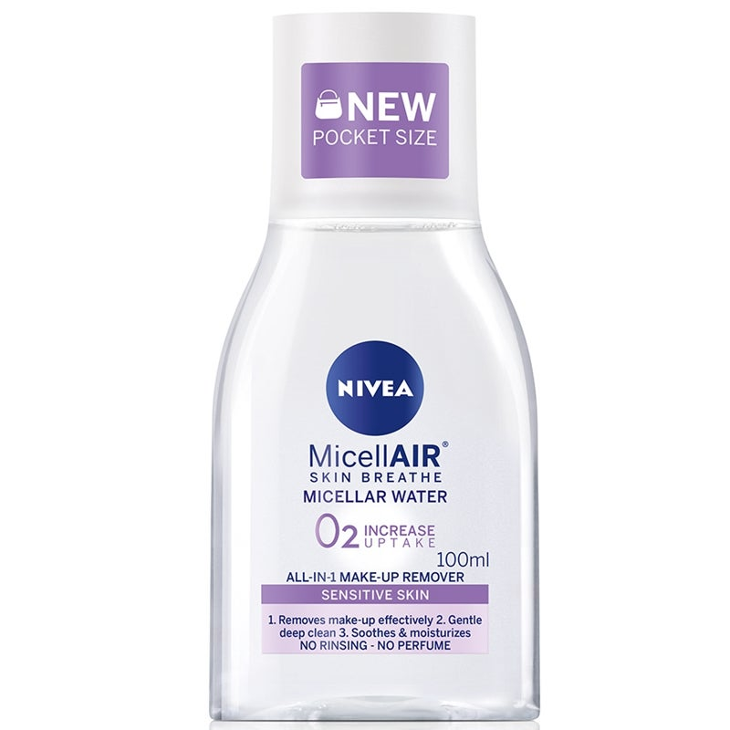 MicellAIR Water Travel Size