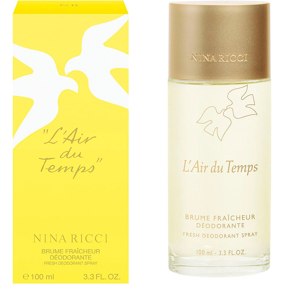 L'Air du Temps 100ml Nina Ricci Deodorant