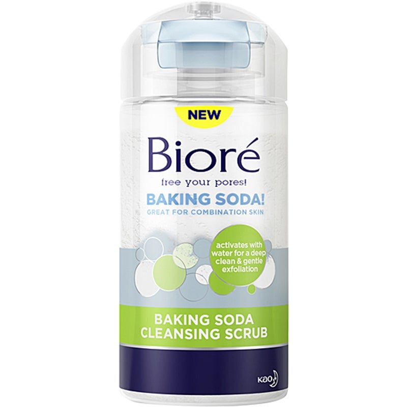 Baking Soda Cleasning Scrub