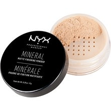 Mineral Matte Finishing Powder