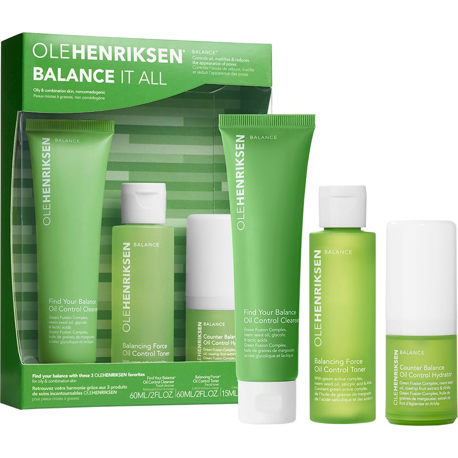 Balance It All Ole Henriksen Ansigt