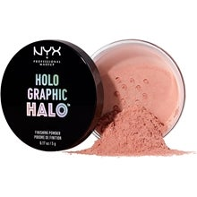 Holographic Halo Fine Powder