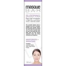 Sleeping Mask with Lavender