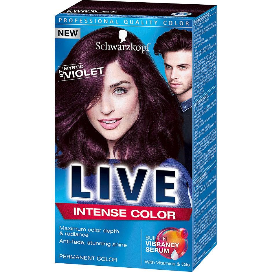 live xxl hårfarve